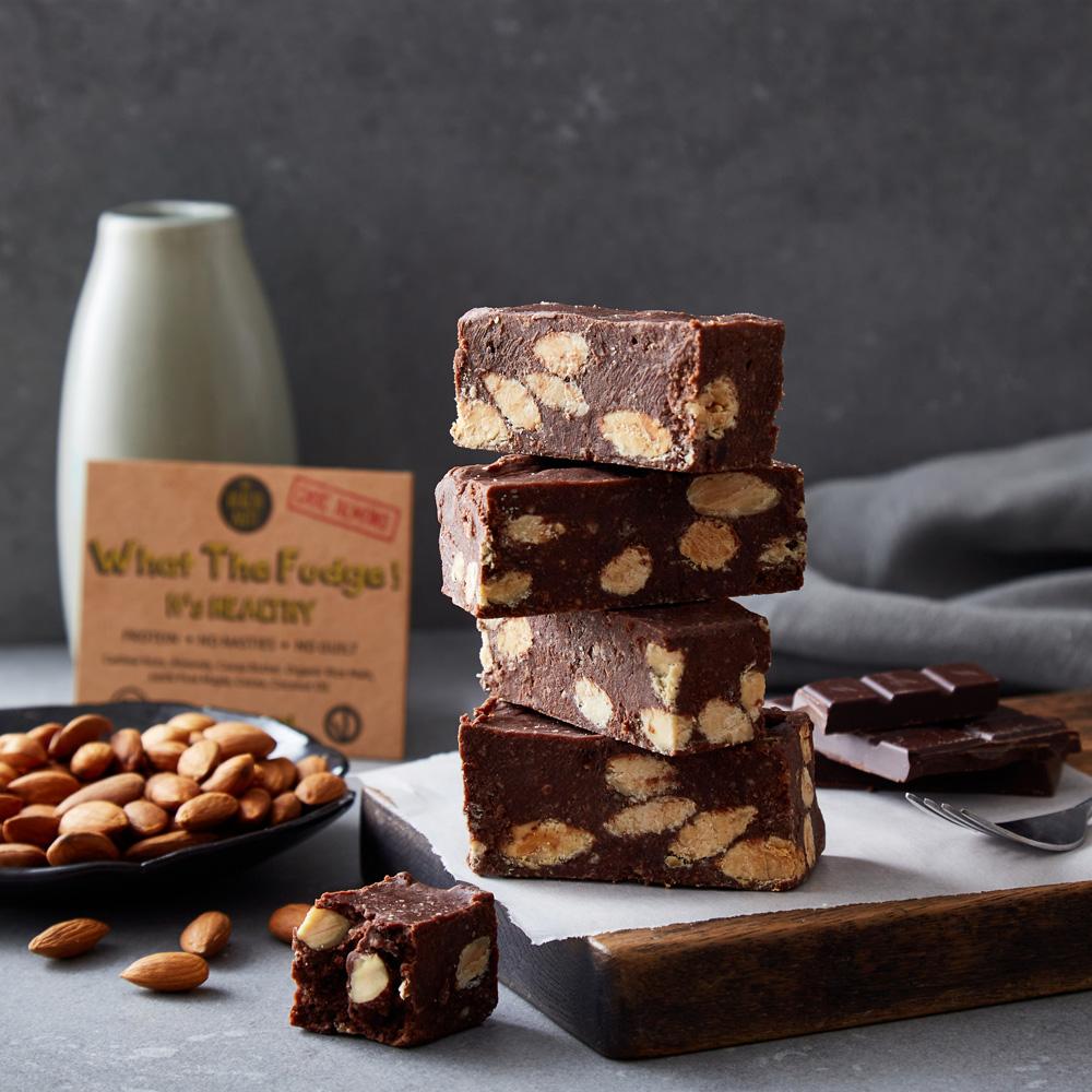 What The Fudge – Choc Almond