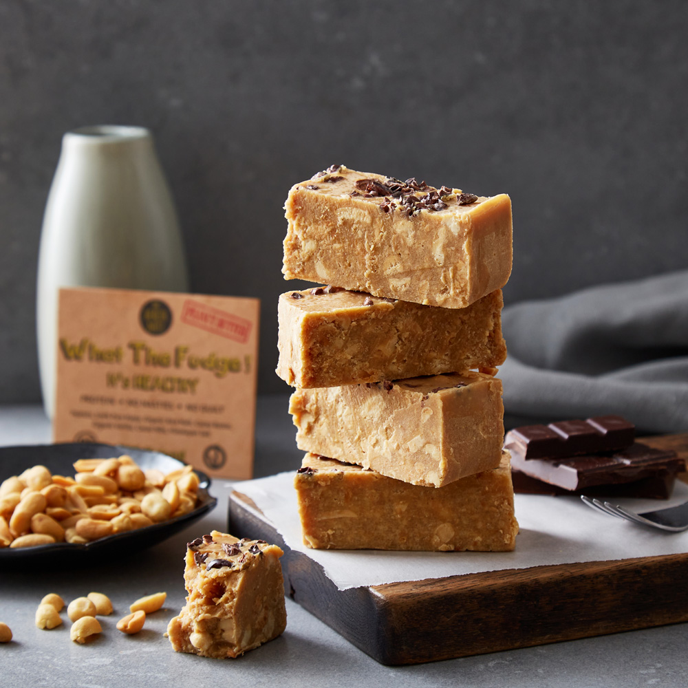 What The Fudge – Peanut Butter