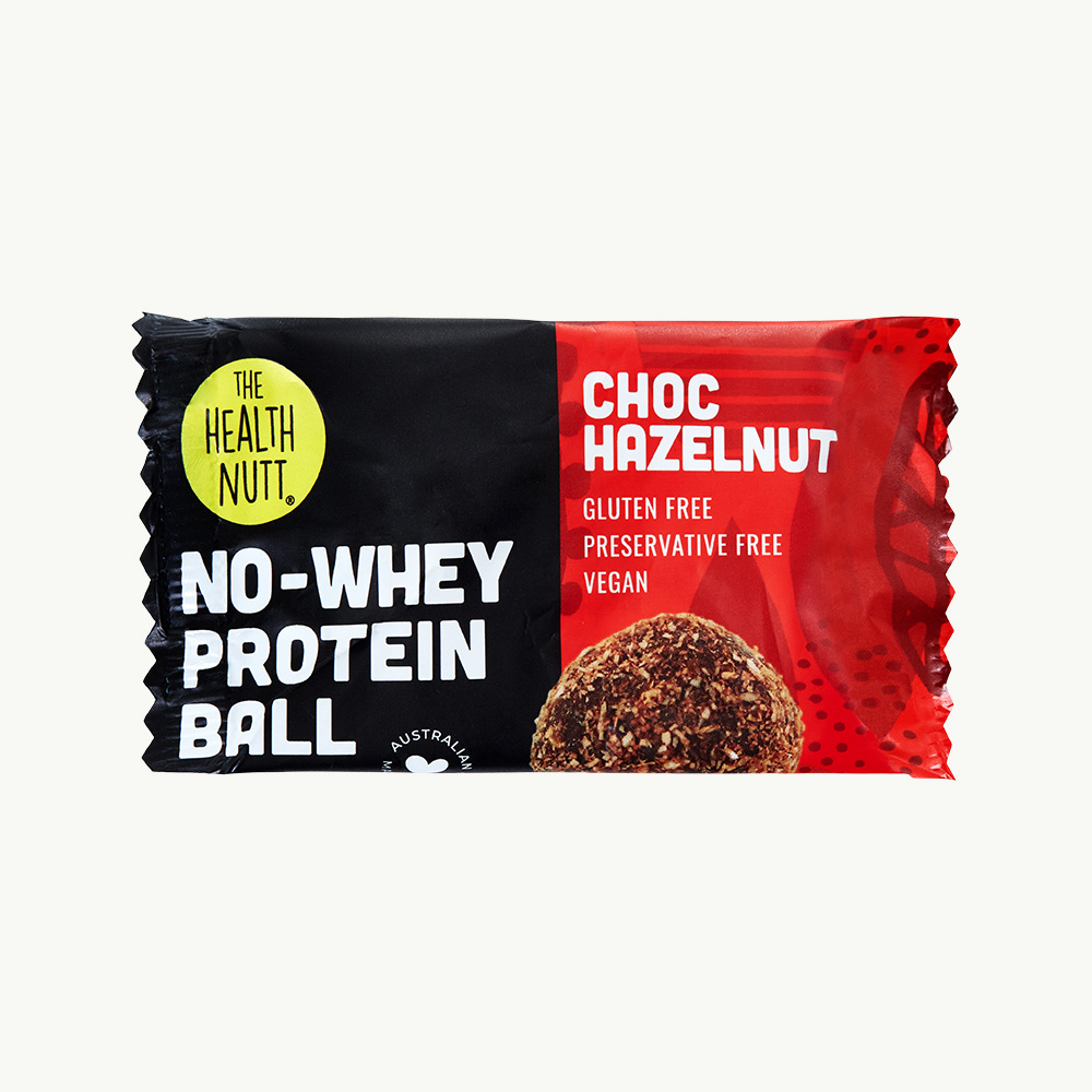 No-Whey Protein Ball Choc Hazelnut