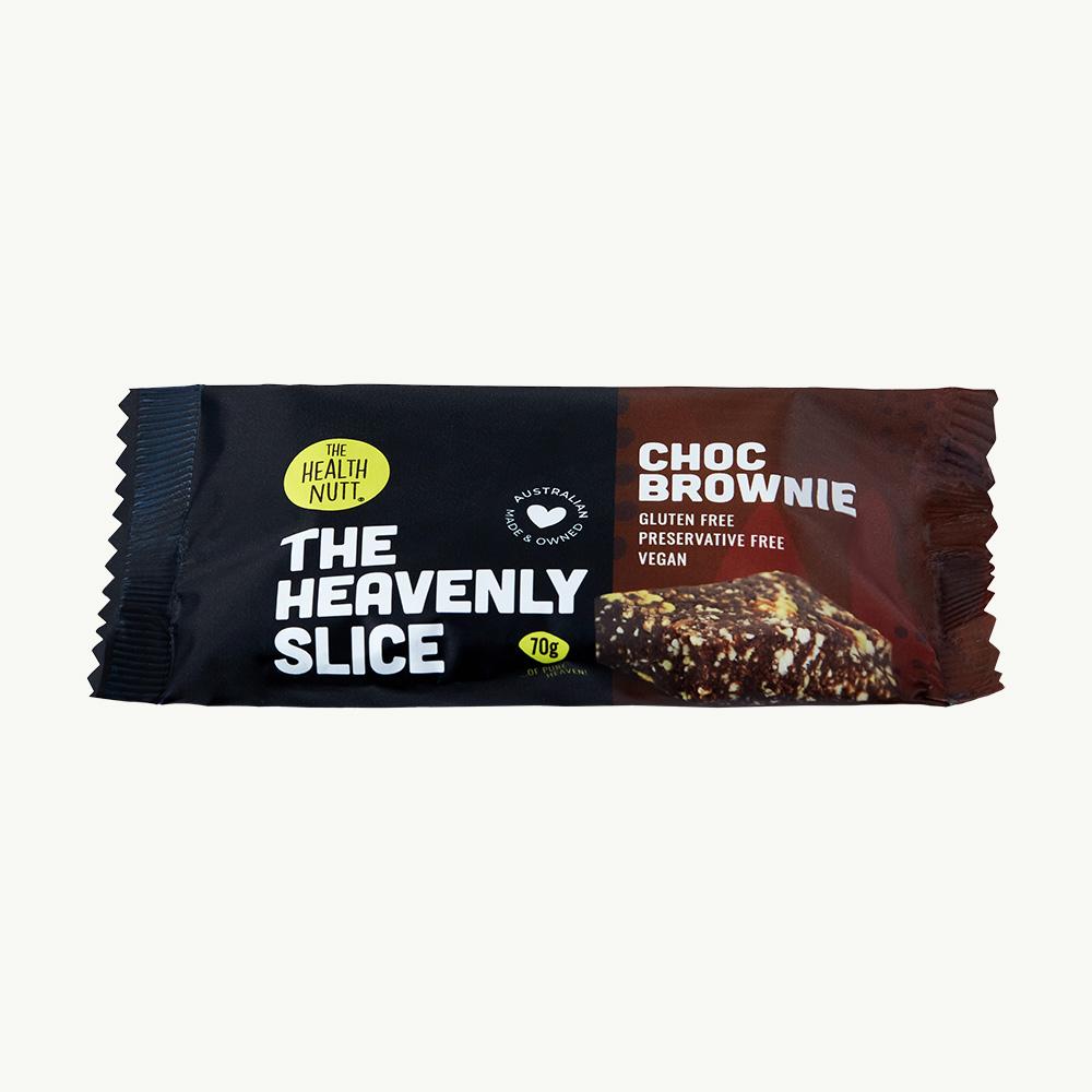 The Heavenly Slice Brownie