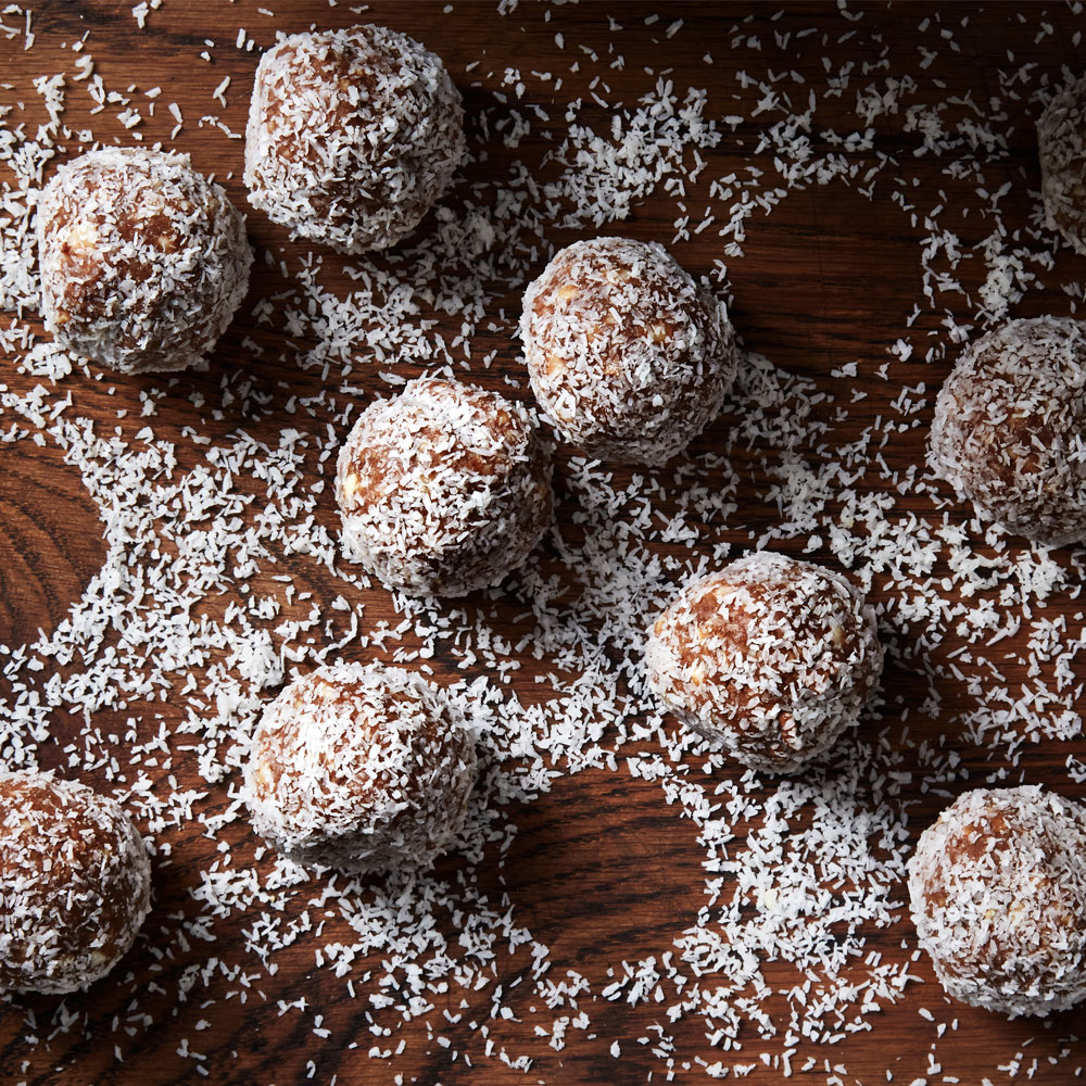 Our healthy protein ball story started at a gym
